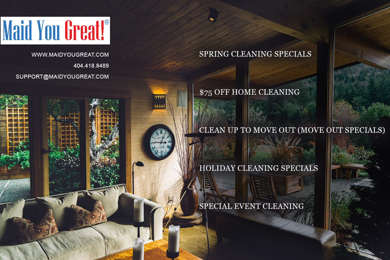 maid you great offers and news